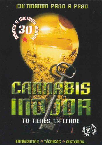 Cannabis indoor tu tienes la llave