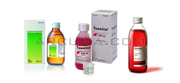Medicamentos codeina