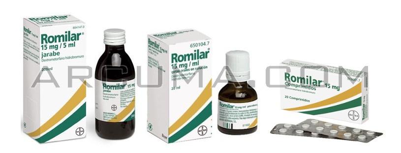 Romilar