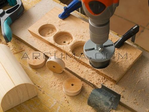 4 metodos para hacer un grinder casero con fotos y videos - Masilla para madera casera ...